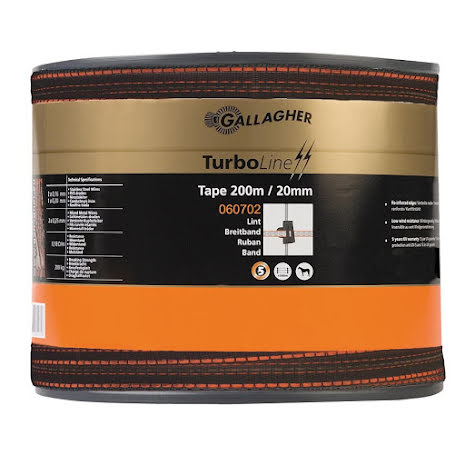 TurboLine band 20mm x 200m