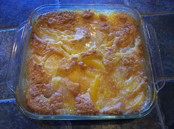 Peachy Keen Custard Recipe
