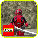 Asyplays For LEGO Deathpool Battle icon