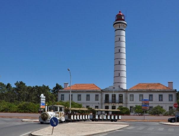 Farol de Vila real de Santo António