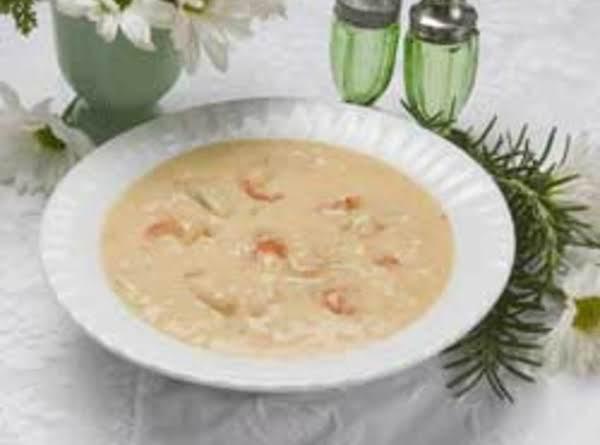 Lauri's Crawfish & Shrimp Chowder