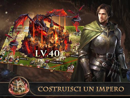 King of Avalon: Dragon Warfare  άμαξα προς μίσθωση screenshots 1