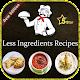 Less Ingredients Recipes / less ingredients cake Download on Windows