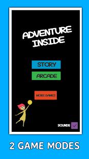 Adventure Inside Out screenshot