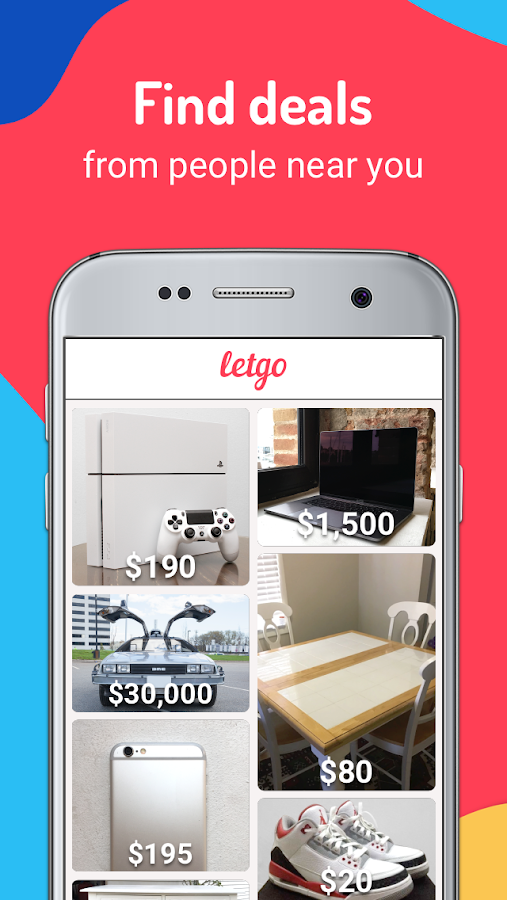 letgo: Buy & Sell Used Stuff, Cars & Real Estate- screenshot