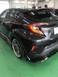 C-HR ZYX10 G LED Packageのカスタム事例画像 黒猫55さんの2019年01月05日14:25の投稿