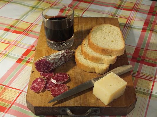 Cena rustica di Giò Volpi