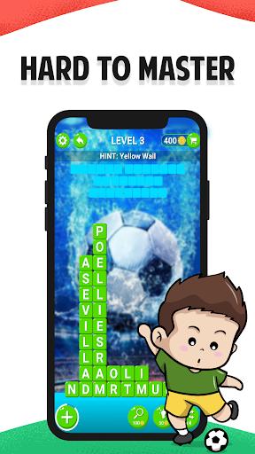 Football Team Names - Guess Soccer Logos Quiz android2mod screenshots 2