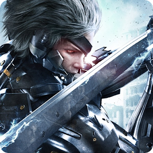 картинки metal gear rising revengeance