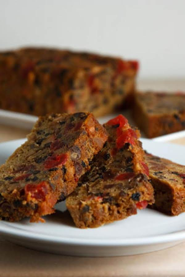 Don's Favorite Fruit Cake Recipe