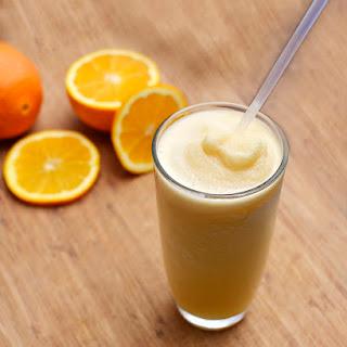 Fresh Orange Julius.