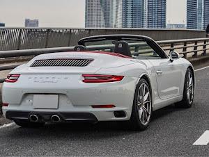 911 991H2 carrera S cabrioletのカスタム事例画像 Paneraorさんの2020年10月09日21:46の投稿