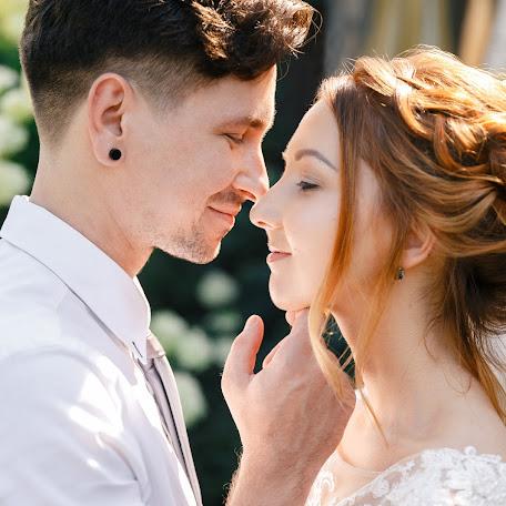 Wedding photographer Nikolay Parovyshnik (Danagan). Photo of 01.12.2017