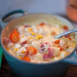 Cod Tomato Chowder Recipes
