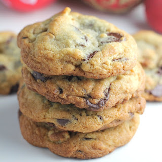 Ultimate Dark Chocolate Chip Walnut Cookies