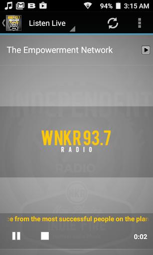 Independent Royalty WNKR 93.7  screenshots 2