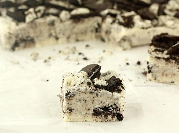 Oreo Fudge Recipe