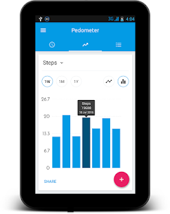 Pedometer & Step Counter- screenshot thumbnail