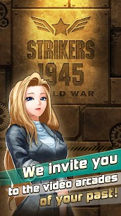 STRIKERS 1945 World War Hack for the game