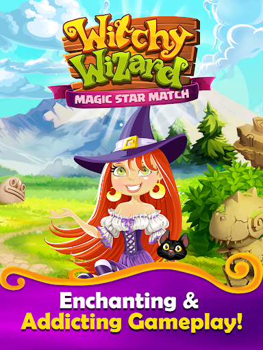 New Witchy Wizard 2019 Match 3 Games Free No Wifi screenshots 9