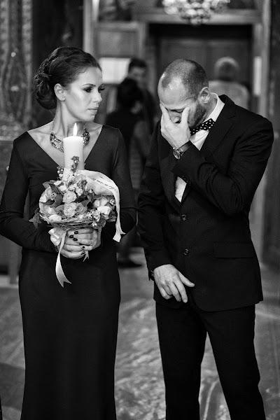 Φωτογράφος γάμων Vali Negoescu (negoescu). Φωτογραφία: 22.03.2017