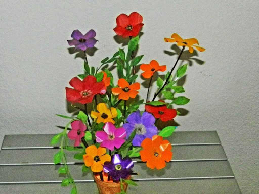 DIY Flowers Craft Design Ideas