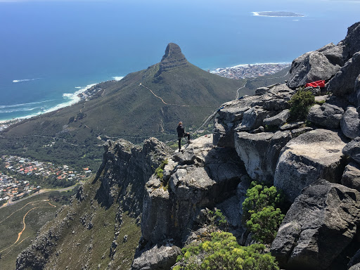 table-mountain.jpg - More than 24 million visitors have made their way to Table Mountain, which overlooks the city of Cape Town in South Africa.