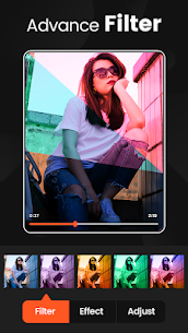 Video editor video maker, photo video maker music 4