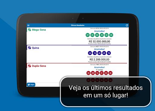 Loterias Mega Sena screenshot 12