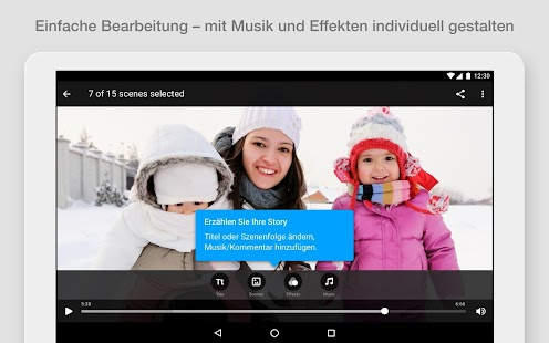 RealTimes (mit RealPlayer) Screenshot