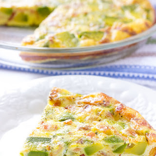 Crustless Bacon Egg And Cheese Quiche Recipes