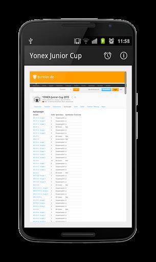 Yonex Junior Cup 2015