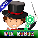 Free Robux For Robloox Ball Blast Shooter Game icon