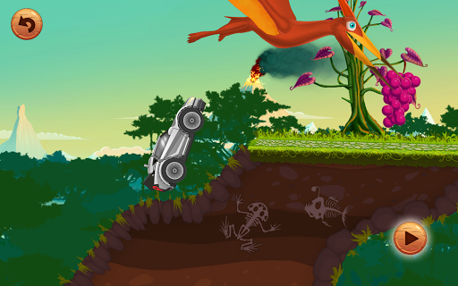 Fun Kid Racing Dinosaurs World screenshot 16