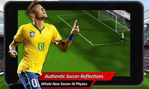 Play Football 2018 Game (real football) screenshot 3