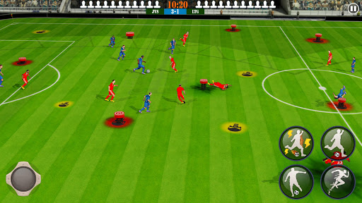 Crazy Soccer Stars Fun 2017: Spring Soccer Hero app (apk) free download for Android/PC/Windows screenshot