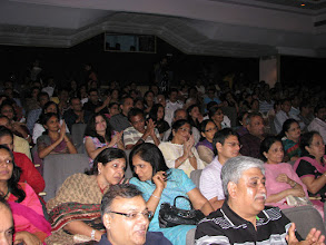 Photo: Audience Enjoying