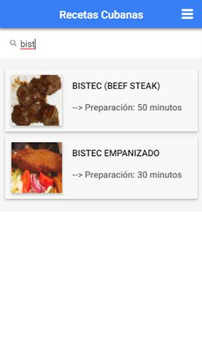 Recetas Cubanas: Cocina Cubana 1.2.3 Screenshots 2