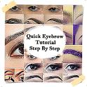 Quick Eyebrows Tutorial icon