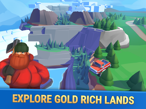 Planet Gold Rush  gameplay | by HackJr.Pw 7