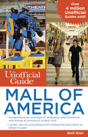 Unofficial Guide to the Mall of America. From Wandering Educators Recommends: Best Books and Music of 2016