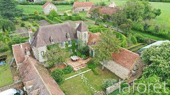 château à Moulins (03)