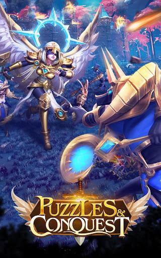 Puzzles & Conquest  captures d'écran 1
