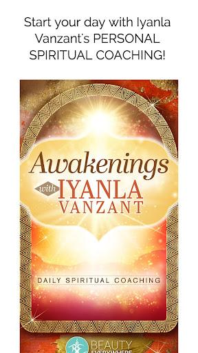 Awakenings with Iyanla Vanzant - Daily Coaching screenshots 1