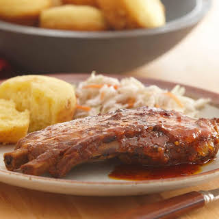 Slow Cookers BBQ Spareribs.
