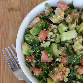 Jennifer Aniston's Favorite Quinoa Salad.