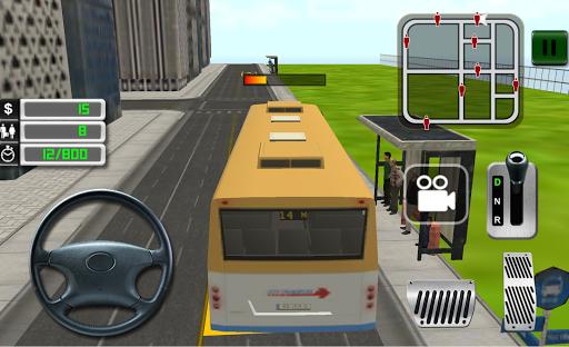 Real Bus Driving Simulator 3.9 screenshots 6
