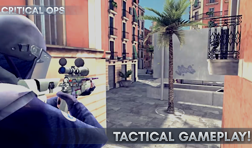 Critical Ops game (apk) free download for Android/PC/Windows screenshot