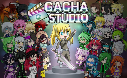 Gacha Studio (Anime Dress Up)  captures d'écran 1
