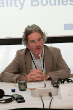 Photo: Alan Miller, Chair of the European Group of National Human Rights Institutions and of the Scottish Human Rights Commission